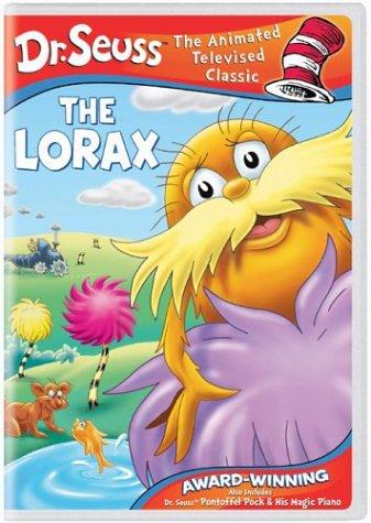 Dr. Seuss - The Lorax/Pontoffel Pock & His Magic Piano