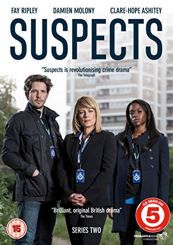 Suspects - Series 2 (2 DVDs)