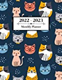 2022-2023 Monthly Planner: 2 Year Monthly Planner Calendar Schedule Organizer January 2022 to December 2023 (24 Months) With Celebration Dates & US Holidays