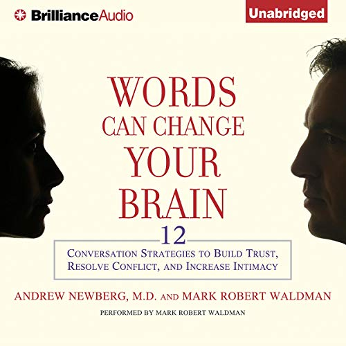Words Can Change Your Brain  By  cover art