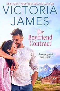 The Boyfriend Contract by [Victoria James]