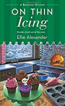 On Thin Icing: A Bakeshop Mystery (A Bakeshop Mystery, 3)