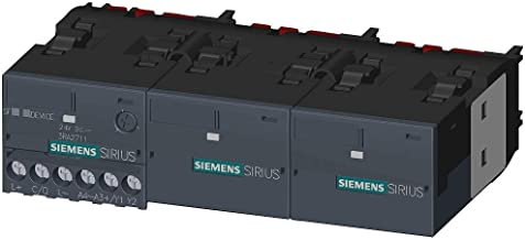 Siemens SIRIUS 3RA27111CA00 - Módulo de función IO-Link (24 V CC, Star-delta (wye-delta), para instalación en contactos 3RT2 compatibles con comunicación, terminal de tornillo