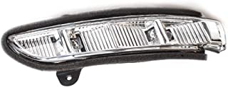 Syuda Right Door Mirror Turn Signal Lens Light Lamp for 07-10 Mercedes Benz W211 W221 W219 2198200621 219-820-06-21