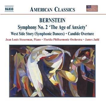 Bernstein: Symphony No. 2 / West Side Story