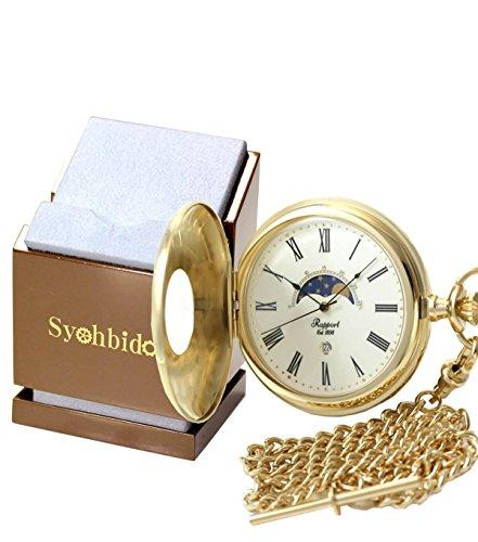 ラポート(Rapport)懐中時計 PW80と懐中時計専用スタンドのセット