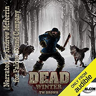 DEAD: Winter audiobook cover art