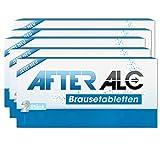 AfterAlc im praktischen 5er Pack (5x2 Brausetabeltten) I Recovery drink I Magnesium & Vitamin C I...