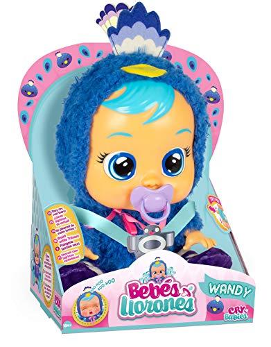 IMC Toys Bebés Llorones - Wandy (93201)
