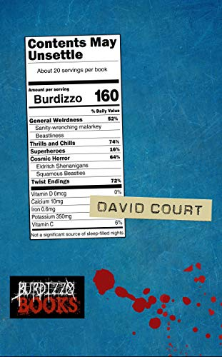 Contents May Unsettle by [David Court, Lance Fling]