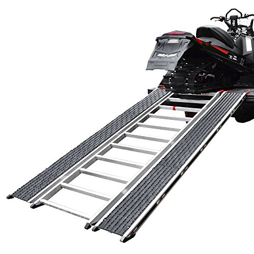 Black Ice CBR-13526 Snowmobile Loading Ramp