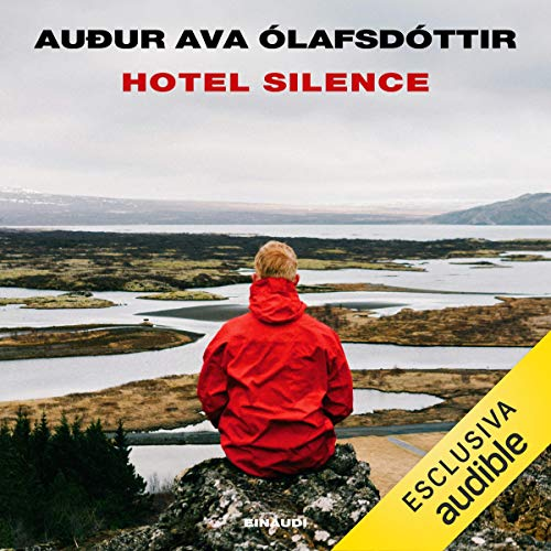 Hotel silence                   By:                                                                                                                                 Auður Ava Ólafsdóttir                               Narrated by:                                                                                                                                 William Angiuli                      Length: 4 hrs and 26 mins     1 rating     Overall 5.0
