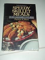 Farm Journals Speedy Skillet Meals 0897950097 Book Cover