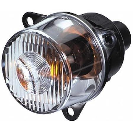 Hella 2ba 008 221 007 Blinkleuchte 12 24v Einbau Lichtscheibenfarbe Glasklar Links Rechts Vorne Menge 20 Auto