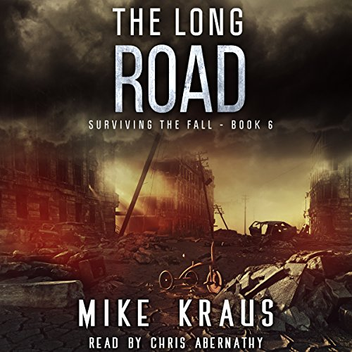 The Long Road audiobook cover art