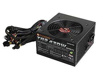 Thermaltake TR2 430W ATX 12 V2.3 Power Supply W0070RU-04 (B0009Q56N6)   Amazon price tracker / tracking, Amazon price history charts, Amazon price watches, Amazon price drop alerts