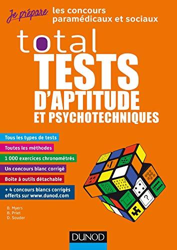 TOTAL Tests d'aptitude et psycho...