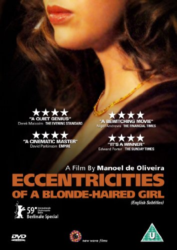 Eccentricities Of A Blonde Haired Girl [DVD] [Reino Unido]