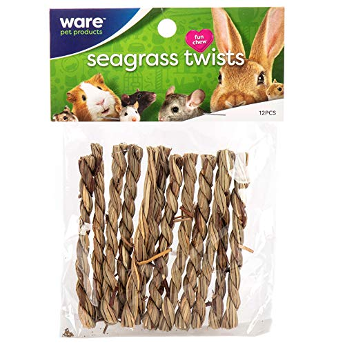 Ware Manufacturing Sundried Seagrass Twists Small Pet Chew