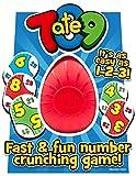 John Adams 10789 Fast, Fun, Number Crunching, Card Game, Multi