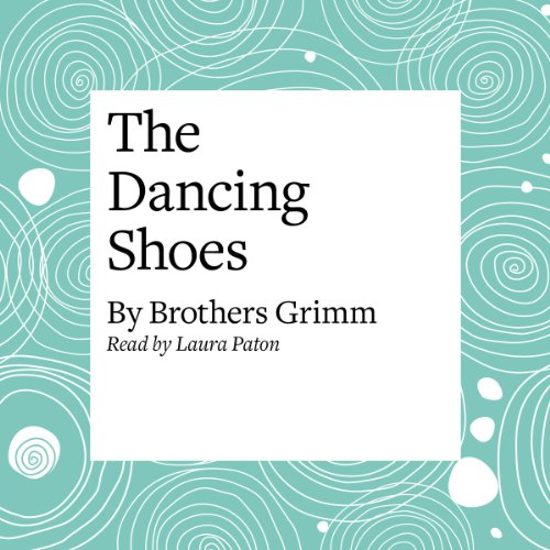 The Dancing Shoes copertina