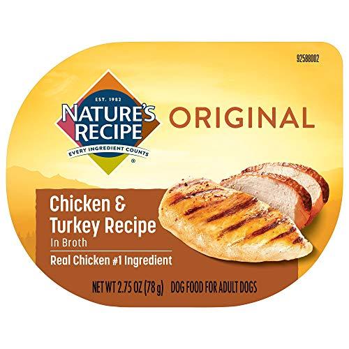 Nature's Recipe Wet Dog Food, Chicken & Turkey in...