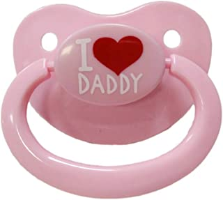 Littletude ABDL Adult Pacifier - I Love Daddy