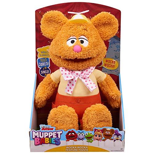 Muppets Babies Wocka Wocka Feature Fozzie Plush
