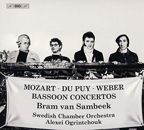 Bassoon Concertos -Sacd-