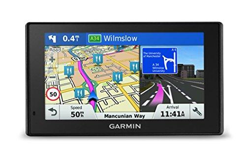 Garmin DriveSmart 50 EU LM - Navegador GPS con mapas de por Vida (Pantalla de 5 pulgadas, Mapa Europa Completo) (Reacondicionado)