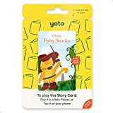 Yoto Children Friendly Audio Story Card – CLASSIC FAIRY STORIES Audiobook for Kids for Yoto Player and Yoto App – Toy For Boys and Girls Age 0–8 years