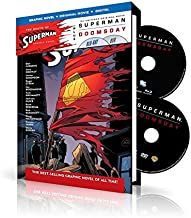 Death of Superman Book & DVD Set