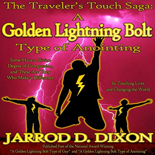 The Traveler's Touch Audiobook By Jarrod D. Dixon cover art