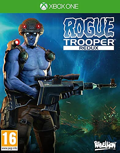 Rogue Trooper Redux Jeu Xbox One