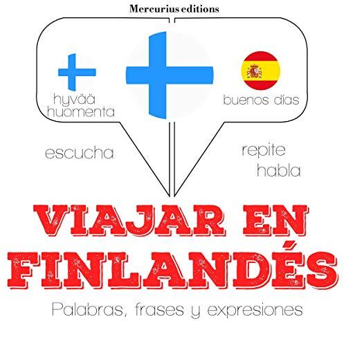 Viajar en finlandés audiobook cover art