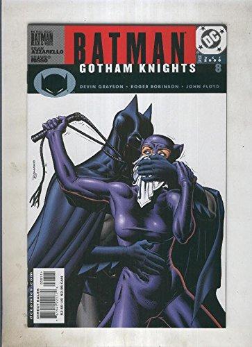 Batman gotham knights numero 8