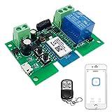 Newgoal WiFi módulo de relé de micro-movimiento/autobloque