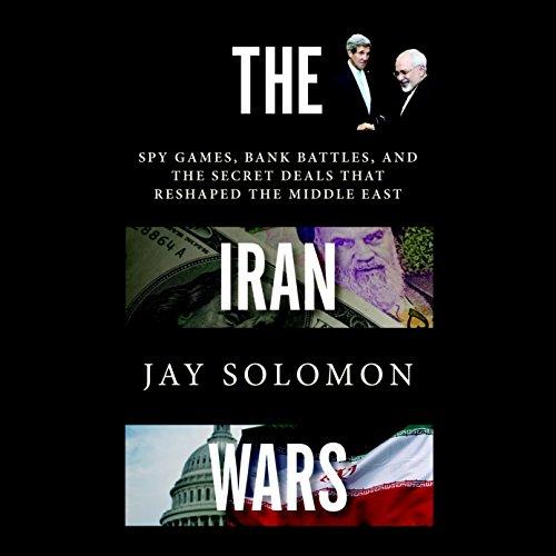 The Iran Wars cover art