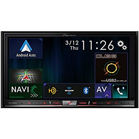 2pcs Tuff Protect Anti-glare Screen Protectors for Pioneer AVH-X2700BS