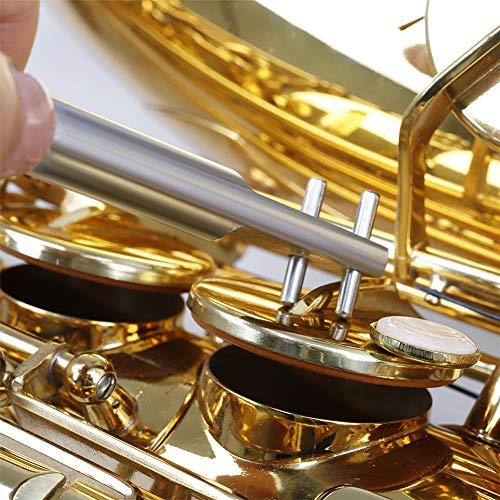 XuBa blaasinstrument reparatie gereedschap saxofoon toetsenafdekking reparatie gereedschap afstelsleutel