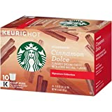 Starbucks Flavored Coffee K-Cup Pods, Cinnamon Dolce, 10 CT