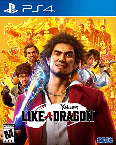 51R1aanpPBL - Yakuza: Like a Dragon - PlayStation 4