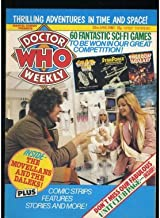 Doctor Who Weekly (magazine), no. 28 (23rd April 1980) (Doctor Who & the Dogs of Doom; Movellans & Daleks; Tales from the Tardis: First Men in the Moon; Evil Egg; Star Tigers; Gallifrey Guardian)