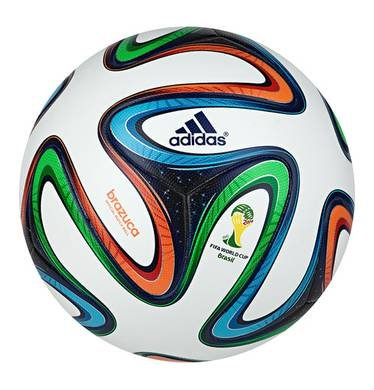 Adidas Brazuca Official Matchball World Cup 2014 Brasil