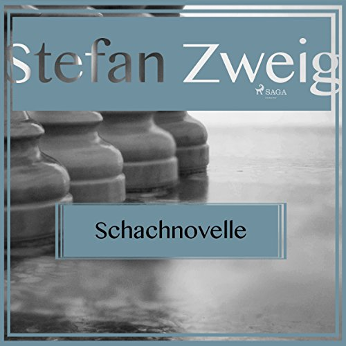 Schachnovelle audiobook cover art