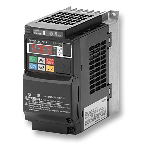 Omron Electronic Components Frequenzumrichter MX2 0.4 kW, 200...240 VAC 1-phasig (3G3MX2-AB004-E)