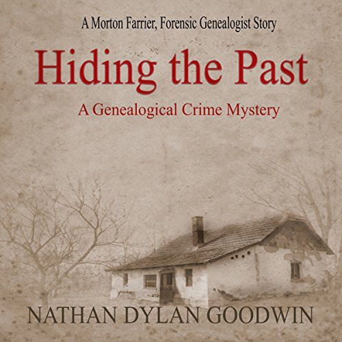 Hiding the Past audiobook cover art