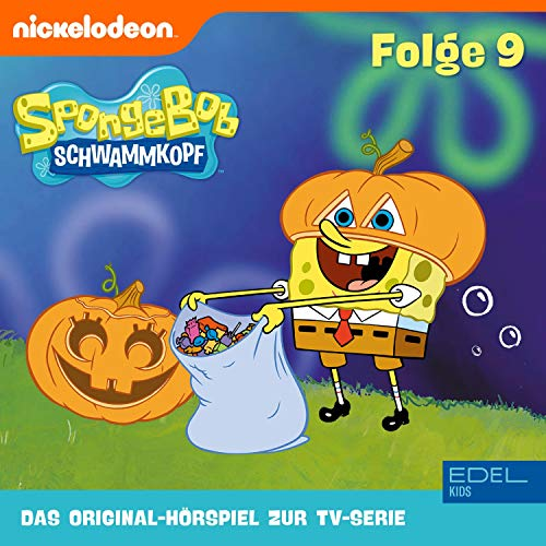 SpongeBob Schwammkopf 9. Das Original-Hörspiel zur TV-Serie Titelbild