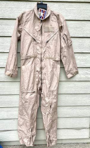 Genuine Us Air Force USAF Nomex Fire Resistant Flight Suit CWU-27/P - 40R