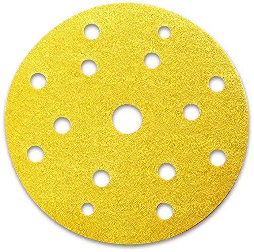 50/Velcro de disques abrasifs /Ø 125/mm Grain 100/pour ponceuse excentrique de 8/Loc